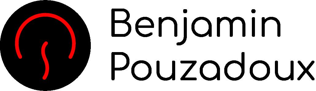 Benjamin Pouzadoux Logo